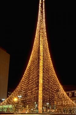 Liberty Pole Lighting