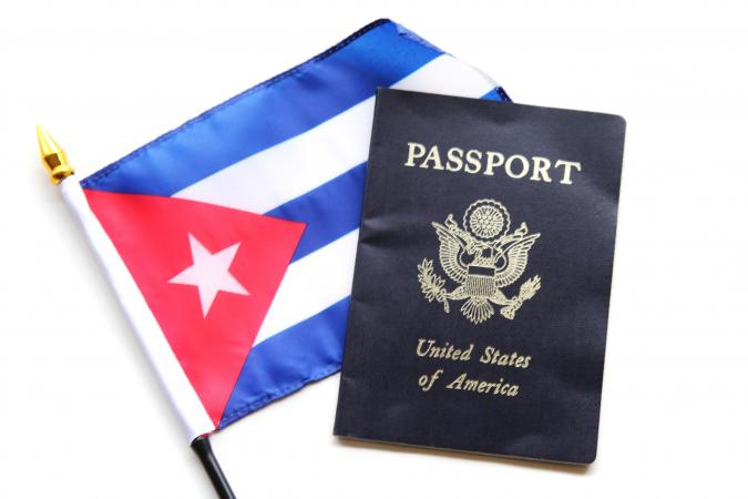 USA citizens travel to Cuba