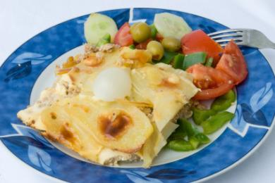 Vegetarian Moussaka Recipe Lovetoknow