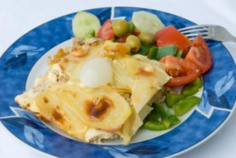 Vegetarian Moussaka Recipe for a Taste of Greece