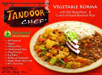Tandoor Chef Balanced Vegetarian korma