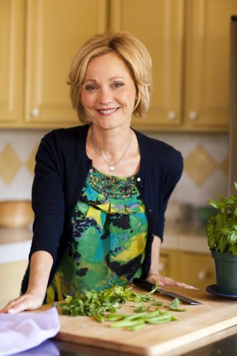 Ann Gentry Shares Expertise on Vegan Family Meals