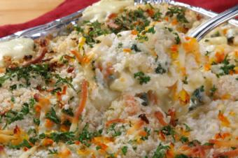 Vegetable Lasgana