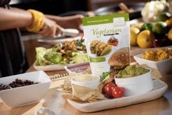 Vegetarian mix from Harmony Valley