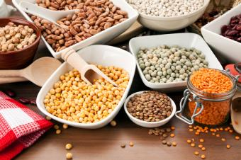 List of Legumes & How to Consume Them