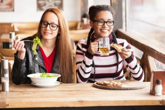 Recommended Vegetarian Diet for Teenagers