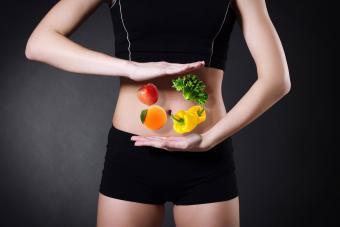 Omnivore Vegetarian Digestion Speed Comparison