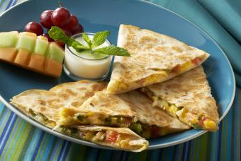 7 Vegetarian Quesadilla Recipes (Easy & Healthy)