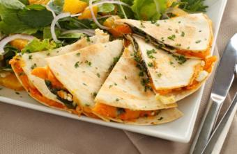 Pumpkin Tortilla