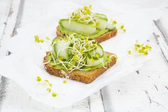 3 Vegan Sandwiches for Quick, Delicious Meals
