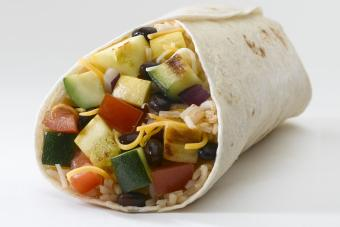 Vegan Breakfast Burrito Recipes (Black Bean or Tofu)