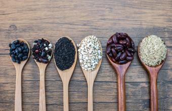 Protein Sources for Vegetarians