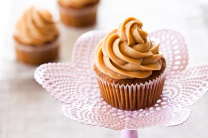 Biscoff cream cheese frosting