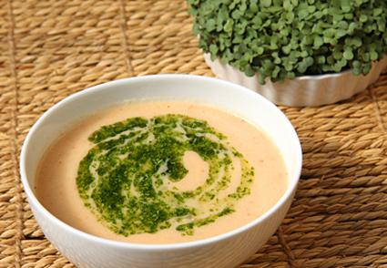 Vegetarian Soup with Recipe