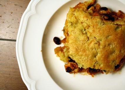 Tamale pie from Elephanteats.com