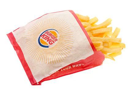 Burger King fries