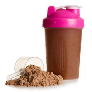 Protein powder and shake