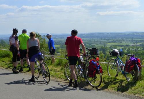 Bicycle Beano tour