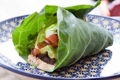 Vegan Taco Wrap