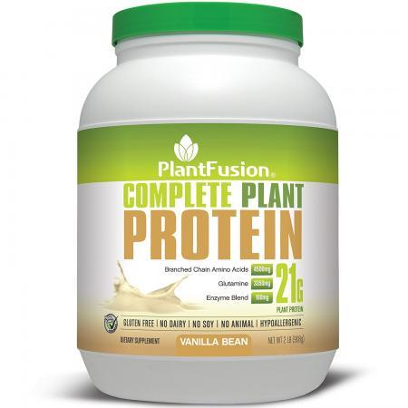 PlantFusion Complete Protein Powder, Vanilla Bean