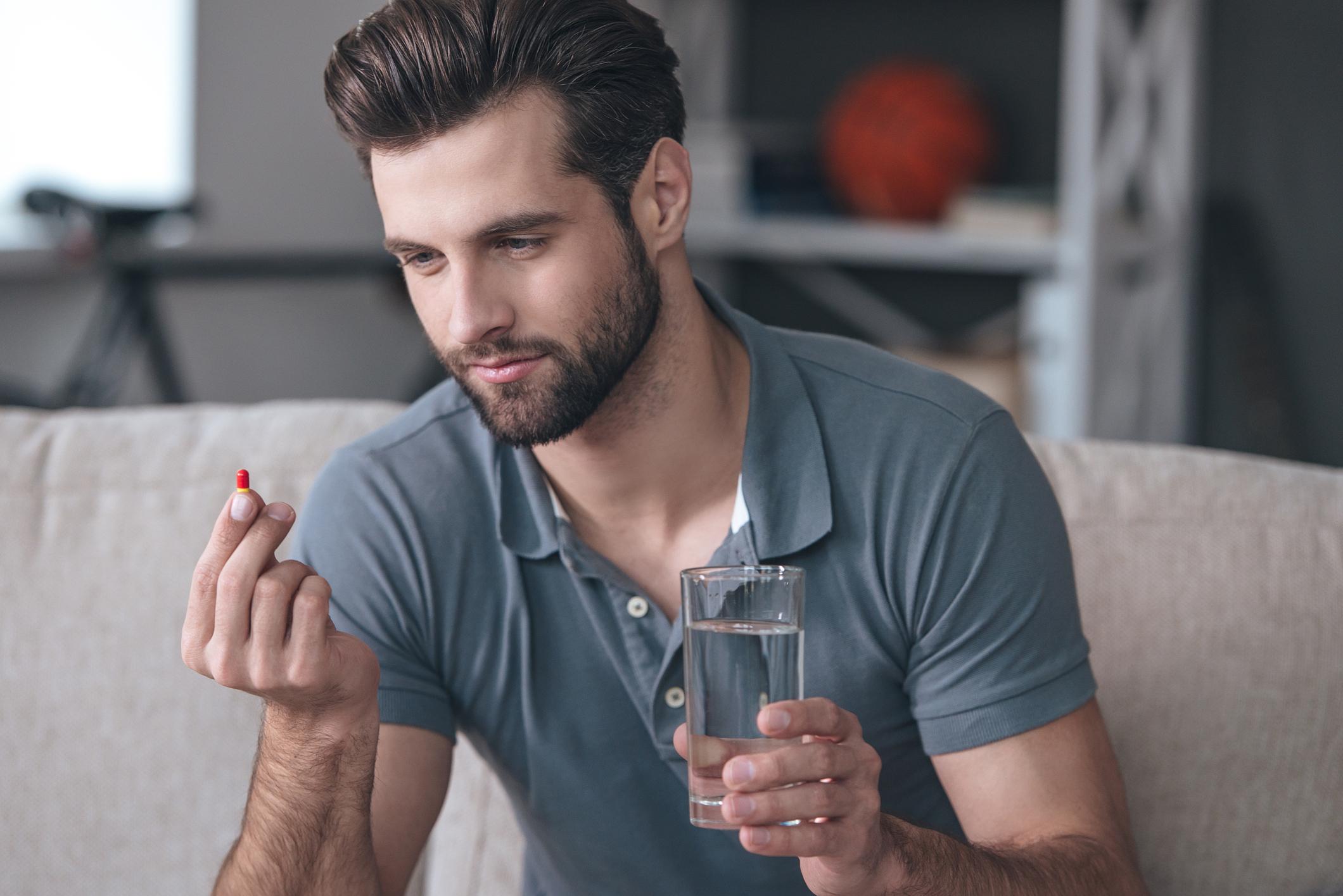 Do Beard Growth Vitamins Work? | LoveToKnow