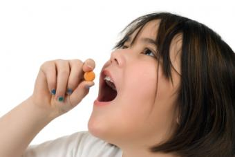 Taking Chewable Multivitamin Mineral Supplements