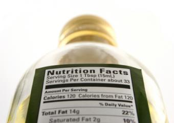Nutritional Content of Chia Seed Oil
