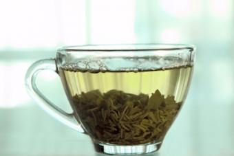 Suntheanine in green tea