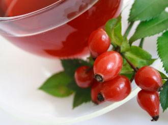Supplementing With Rose Hips for Vitamin C