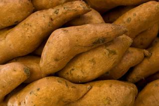 Healthy Vitamins and Nutrients in Sweet Potatoes