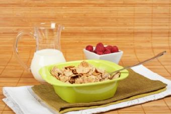Vitamin B12 Fortified Cereals