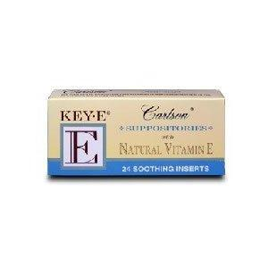 Why Should I Take Vitamin E Suppositories?