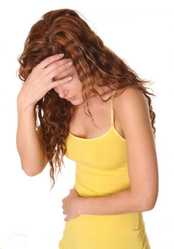 Distressful Symptoms of Low Potassium