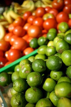 Potassium-rich produce