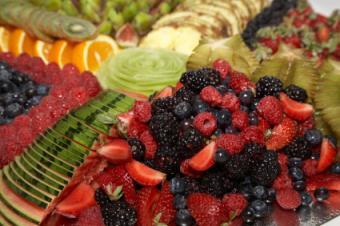 Summer Fruits High in Vitamin C