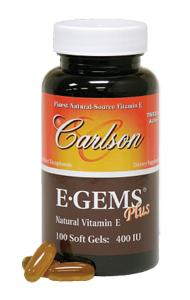 E-Gems Plus from Carlson Laboratories