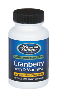 Cranberry with D-Mannose supplement