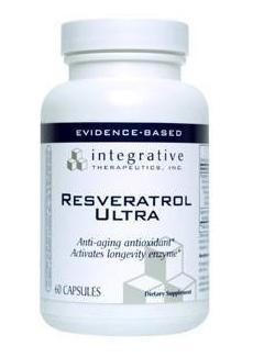 Resveratrol Ultra supplement