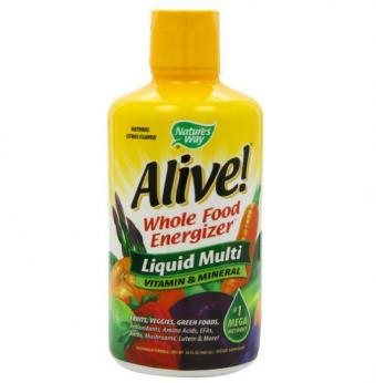Alive! Whole Food Energizer