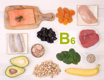 Vitamin B6 RDA and Overdose