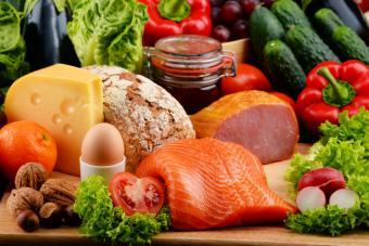 30 Vital Vitamins and Minerals Food Chart