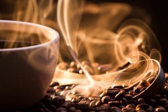 Coffee and coffee seeds