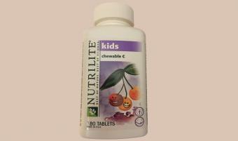 Nutrilite Kids Natural C - Chewables
