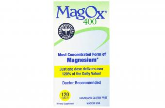 MagOx Magnesium Supplement Tablets