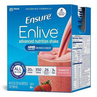 Ensure Enlive Nutrition Shake
