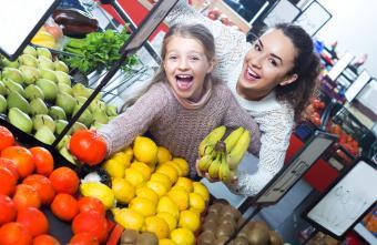 buying potasssium rich foods