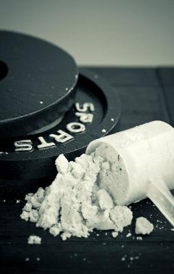 Gainer powder