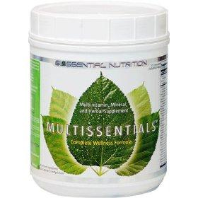 Multissentials Complete Wellness Multivitamin