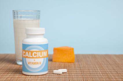 calcium foods and supplements