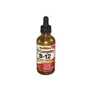 B12 Complex Sublingual Liquid